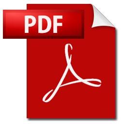 icône Adobe PDF