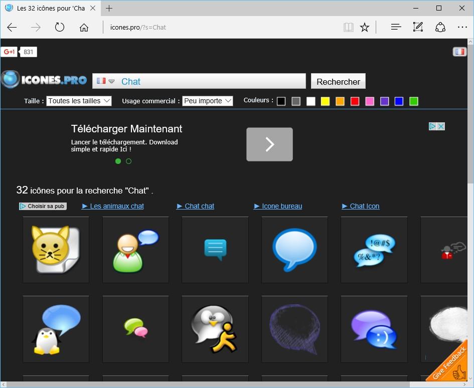Windows 10 changer une ic ne de raccourci m diaforma for Raccourci clavier changer de fenetre