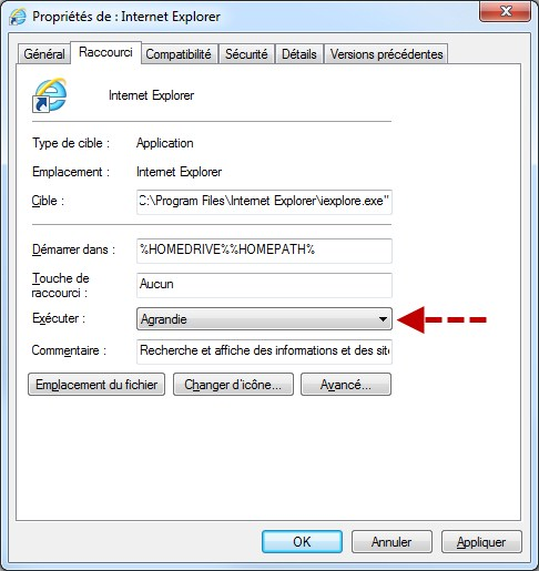 Fenetre archives m diaforma for Fenetre windows 7 outils