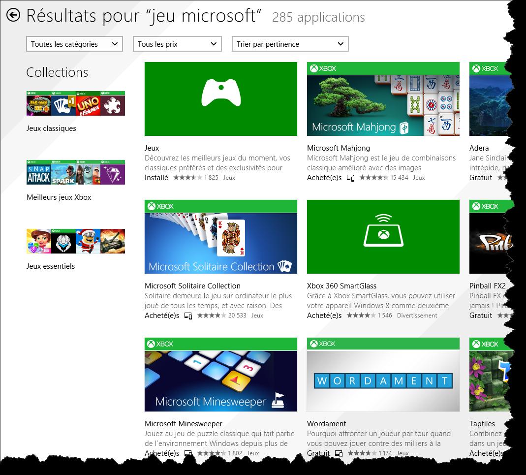 telecharger jeux solitaire windows 8.1 gratuit