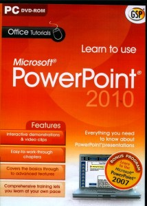PowerPoint 2010 - Learn to use