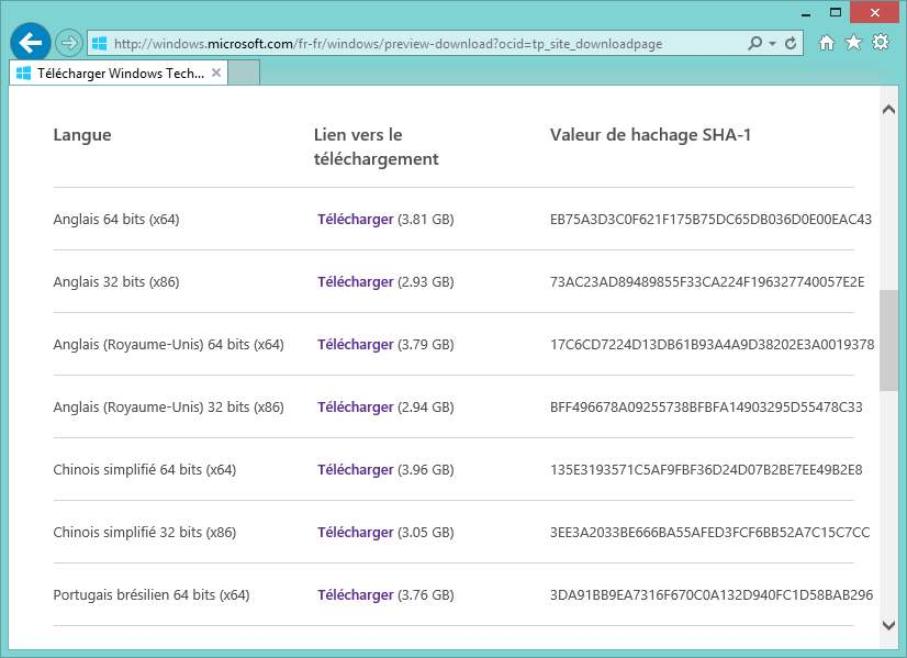 Technical preview archives m diaforma - Http www msn com fr fr ocid mailsignout ...
