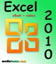 ePub Excel 2010 avec vidéos