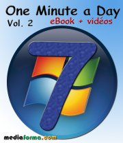 Windows 7 One Minute a Day with videos Vol. 2