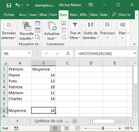 Insérer un graphique d'un classeur Excel dans Word ...