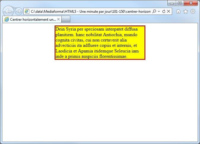 Centrer texte html verticalement voitures disponibles for Html5 center div