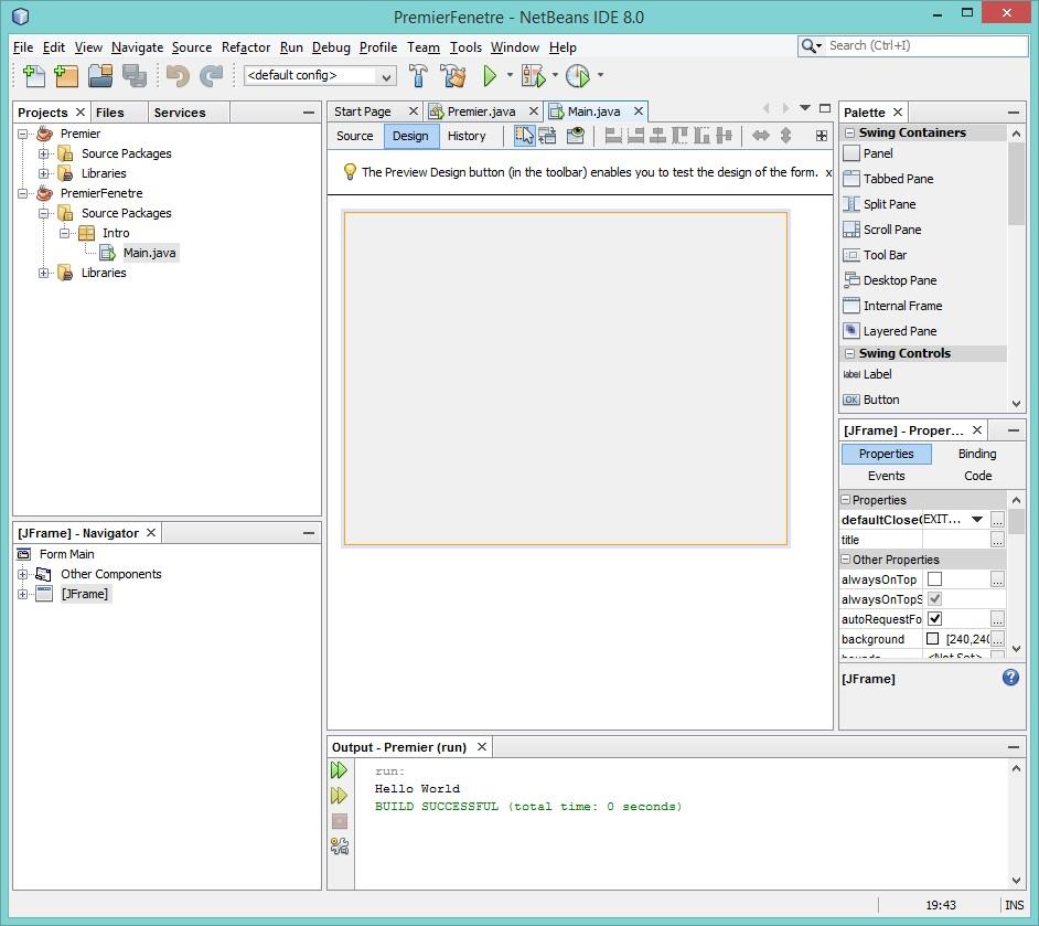 Fenetre archives m diaforma for Fenetre java