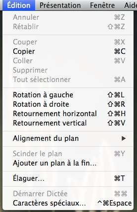 OSX Mavericks - L'application QuickTime Player - Médiaforma