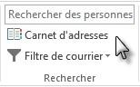 Dans La Fentre Du Carnet Dadresses Lancez Commande Nouvelle Entre Le Menu Fichier Slectionnez Nouveau Contact Et Validez En Cliquant Sur OK