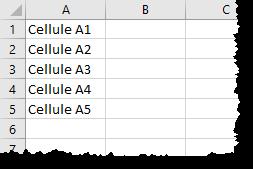 Vba Excel Sauvegarde Dans Un Fichier Texte Mediaforma