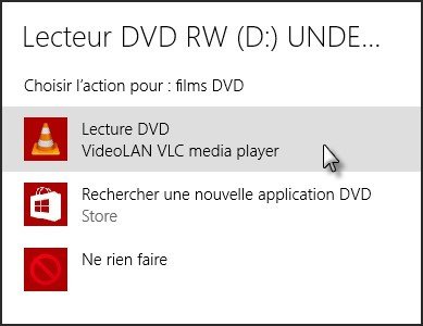 Lire dvd vlc windows 10