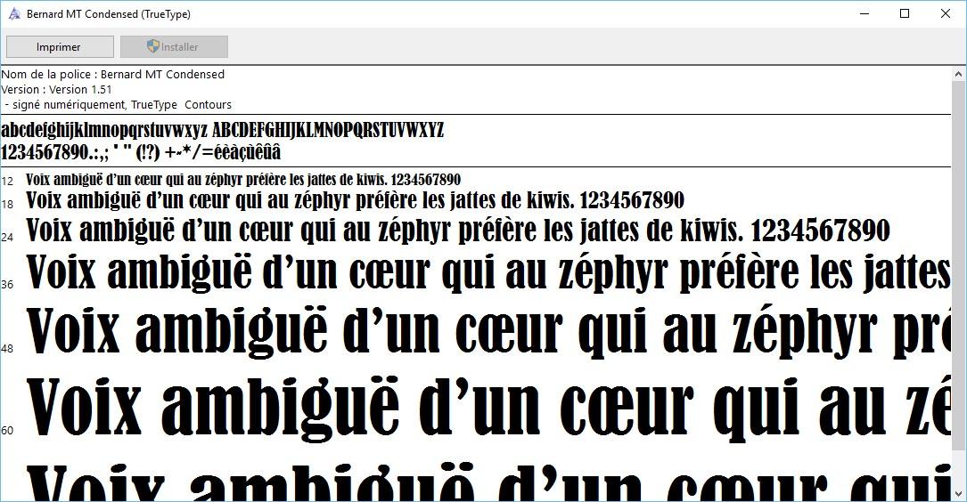 DE GRATUIT CARACTÈRE POLICE TÉLÉCHARGER GOTHAM