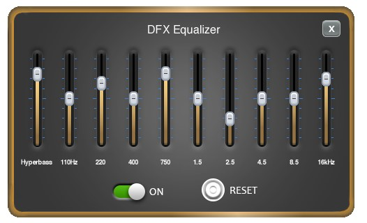 Best Audio Equalizer for Windows 10: 1. Viper4Windows. It is an open source equalizer for windows that provides various audio effects. It comes with different features, and one of the useful features is equalizer which is used for fetching changes in the audio output of the system.