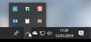 Windows 10 - Bien utiliser la zone de notification - Médiaforma