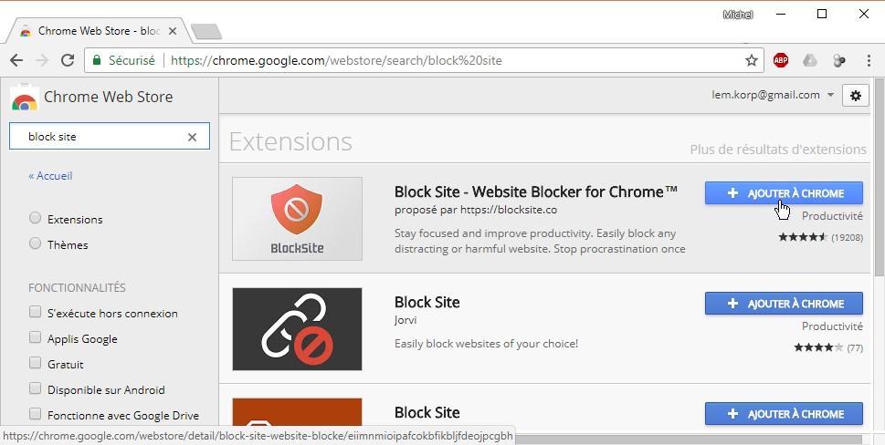 Windows 10 Bloquer Un Site Web Dans Chrome Mediaforma