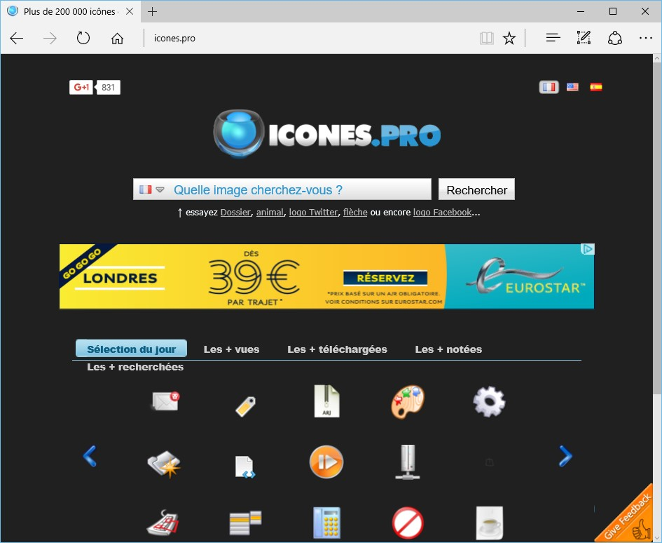 """Ajout d'icônes sur le bureau dans Windows 7 ou 8 Accédez au panneaux de configuration \ Personnaliser (ou clic-droit sur le bureau et sélectionnez Personnaliser), puis choisissez le lien «Changer les icônes du bureau"""" sur le côté gauche."""