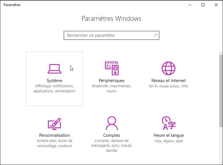 Windows 10 , Forcer le mode bureau ou tablette , Médiaforma