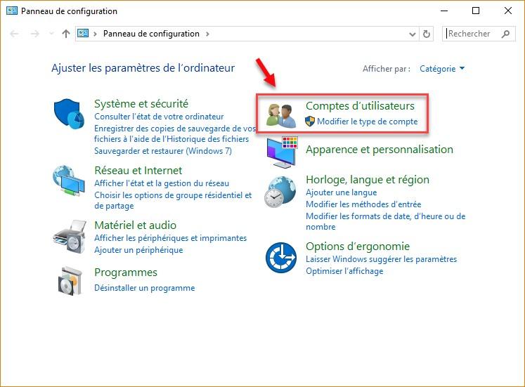 Windows 10 Gestion Des Comptes D Utilisateur A L Ancienne Mediaforma