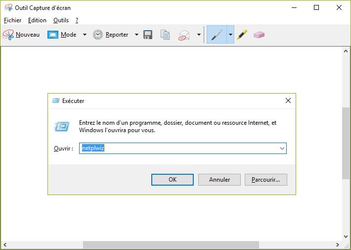 Windows 10 l 39 outil de capture d 39 cran de windows 10 for Capture d42cran