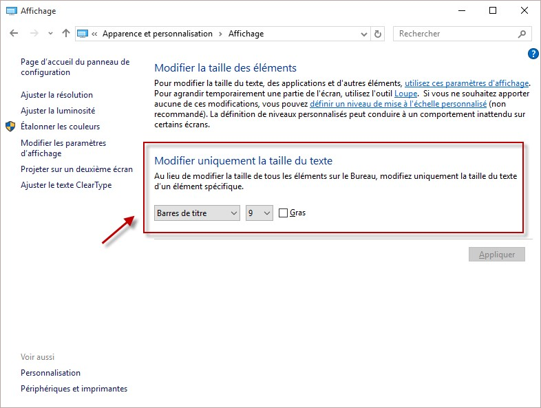 Windows 10 Modifier La Resolution De L Ecran Mediaforma