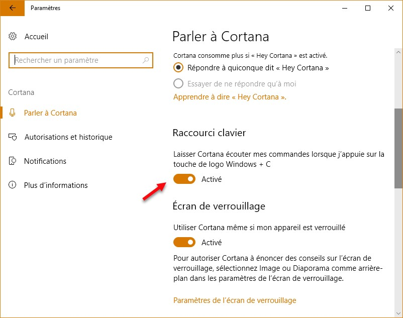 raccourci clavier windows 10 pdf