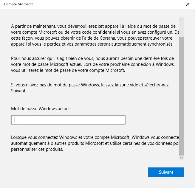 Windows 10 Se Connecter Avec Un Compte Microsoft Mediaforma