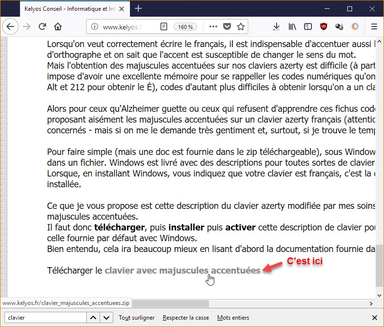 Windows 10 Un Clavier Avec Les Majuscules Accentuees Mediaforma