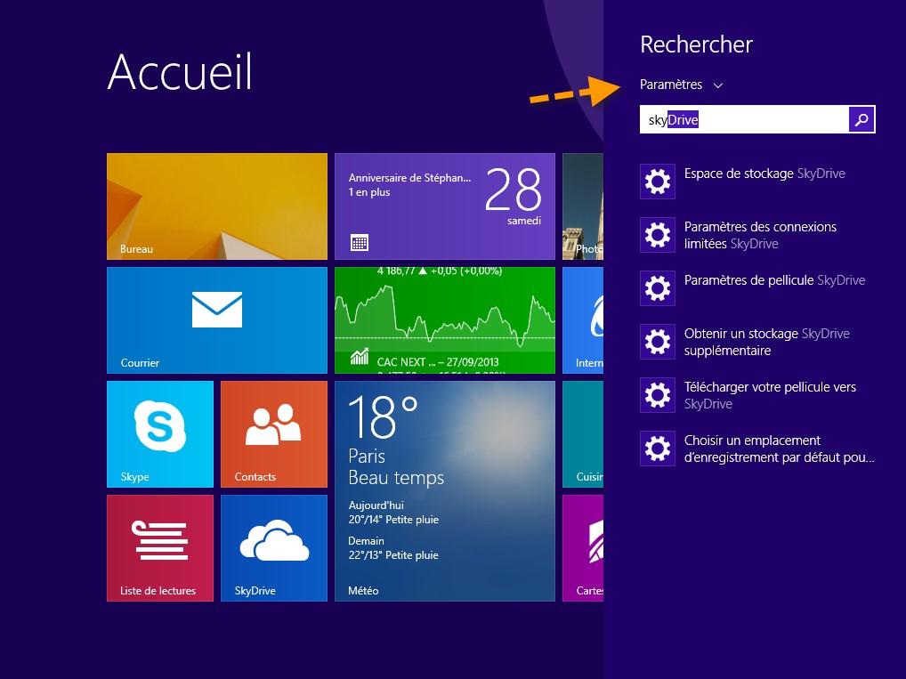 windows 8 1 ecran d accueil et bouton d marrer m diaforma