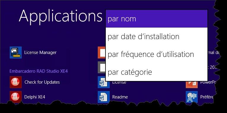 windows 8 les applications ont disparu