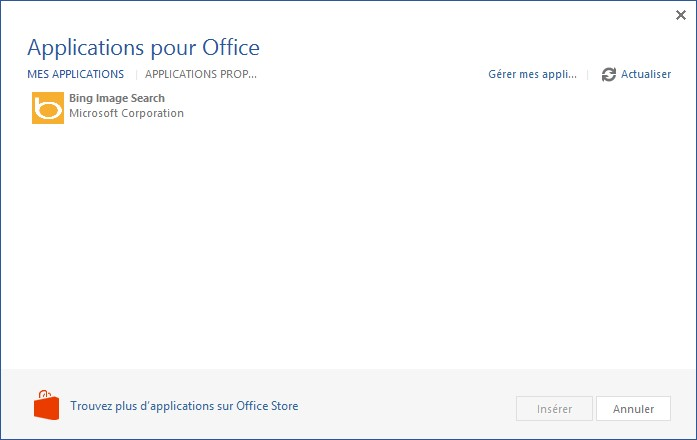 Word 2013 applications pour office m diaforma for Fenetre word 2013