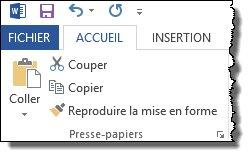 Word 2013 copier couper et coller m diaforma - Couper une image sur word ...