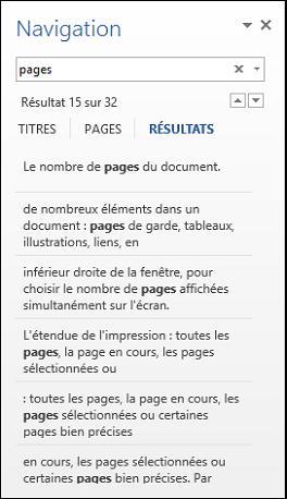 Word 2013 Recherche De Texte Mediaforma