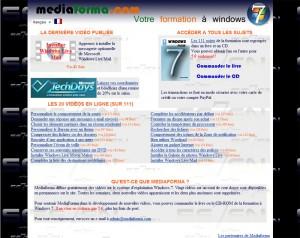 Site de formation Mediaforma