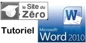 Word 2010 - Tutoriel