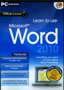 Word 2010 - Learn to use